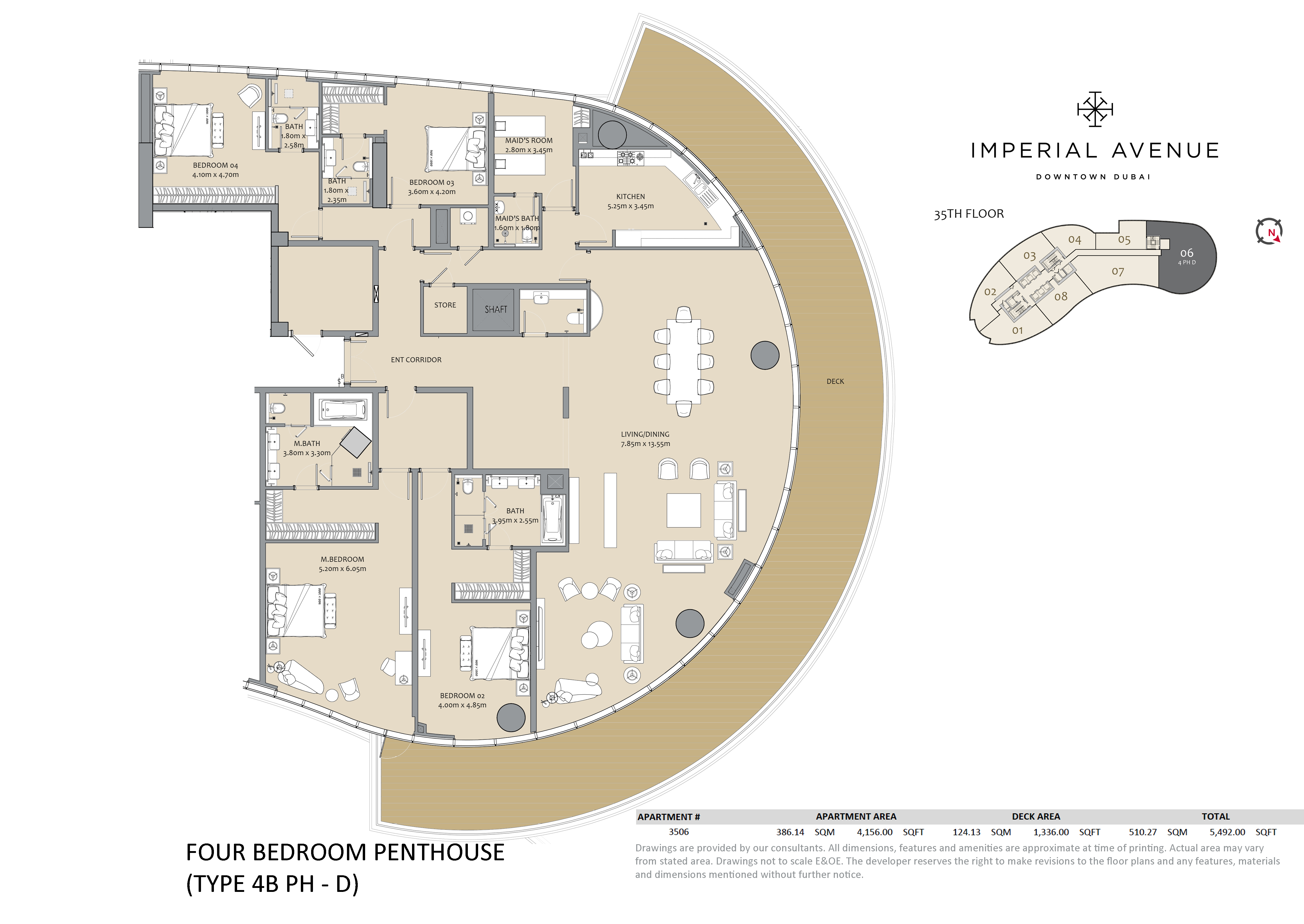 4-bedroom-penthouse