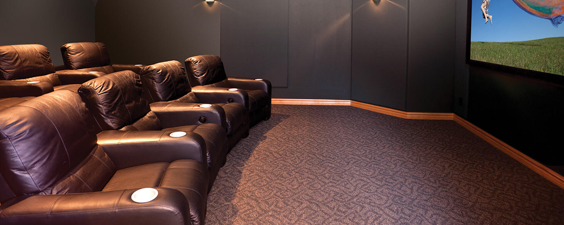 Private AV Room