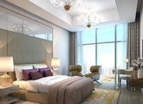 Master Bedroom Premium Luxury