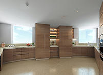 Kitchen Penthouse