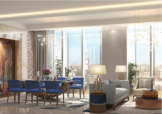 Luxury Apartments in Dubai