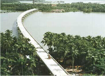 Sharavathi Bridge, Karnataka