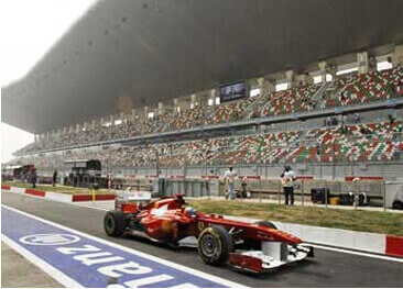 Buddh International F1 Circuit, Noida