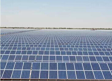 Solar Power Plant in Jodhpur, Rajasthan