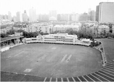 The Brabourne Stadium, Mumbai