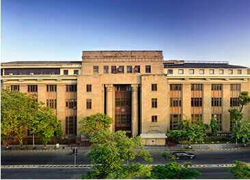 The Reserve Bank of India (Old), Mumbai