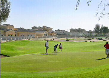 Arabian Ranches/ Golf Villas for Emaar, Dubai