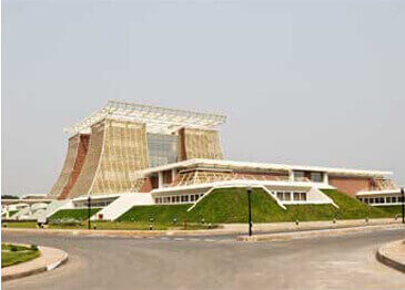 The Seat of Government, Ghana