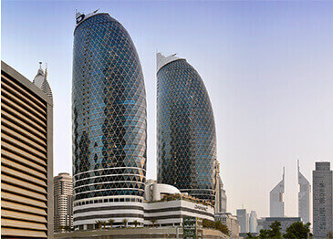 Park Towers for Damac, Dubai