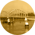 1999 - Zuari Railway Bridge, Goa