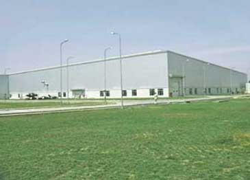 BMW Car Manufacturing Plant, Chennai